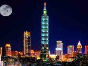 Taipeh, Hauptstadt von Taiwan, (Foto: Heeheemalu, Creative Commons, WIkipedia