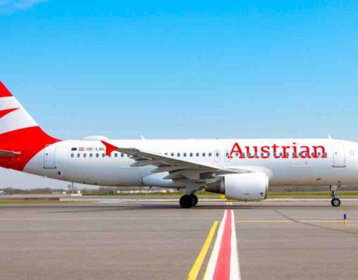 Sechs zusätzliche Jets vom beliebten Typ Airbus A320 erhält die Lufthansa-Tochter Austrian Airlines