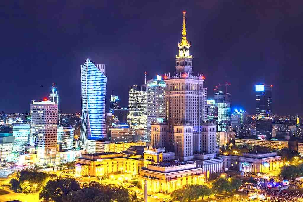 Warschau, die Hauptstadt Polens, ist das Zentrum für Business, MICE und  Tourismusn (Foto: Warsawtour)