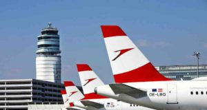 Luftfahrt in der Krise: Austrian Airlines muss wegen Corona-Virus-Krise das gesamte Flugangebot reduzieren (Foto: Michèle Pauty, AUA)