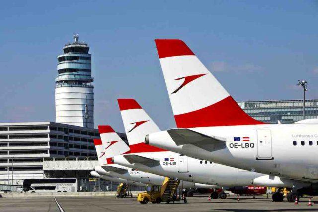 Austrian Airlines freut sich über mehr Passagiere und bessere Auslastung in den Sommermonaten (Foto: Michèle Pauty, Austrian Airlines)