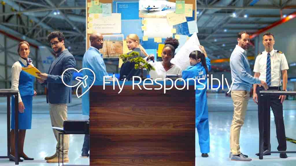 Mit Fly Responsibly will KLM Royal Dutch Airlines einen Beitrag zu mehr Nachhaltigkeit in der Luftfahrt beitragen: So werden Flüge zwischen Amsterdam und Brüssel durch den Hochgeschwindigkeitszug Thalys ersetzt (Foto: KLM)