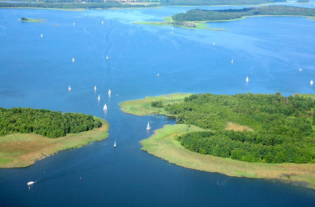 MICE-Destination Mauren: Das Land der Tausend Seen ist ein Paradies für Naturfreunde