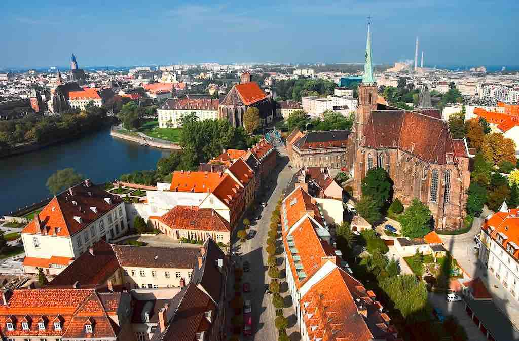 MICE-Destination Wroclaw: Breslau steht für Aufschwung und das neue Europa