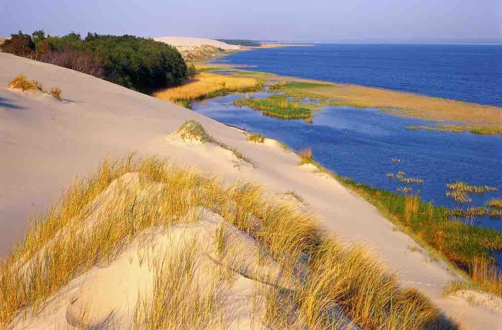 MICE-Destination Slowinski: Die wandernden Dünen in Slowinski Nationalpark sind ein einzigartiges Naturphänomen