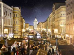 Wenn das Christkind nach Wels kommt: Zwischen 22. November und 24. ist die Innenstadt von Wels eineinzigartiger Weihnachtsmarkt