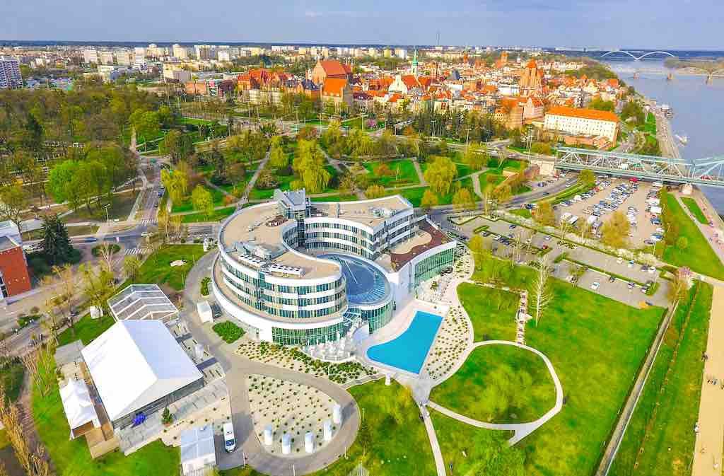 MICE-Location: Das Copernicus Hotel in Torun/Thorn