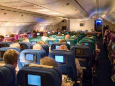 Sexuelle Belästigung am Arbeitsplatz Kabine wird zu einem großen Problem für Airlines (Foto: Oliver89, Pixabay)