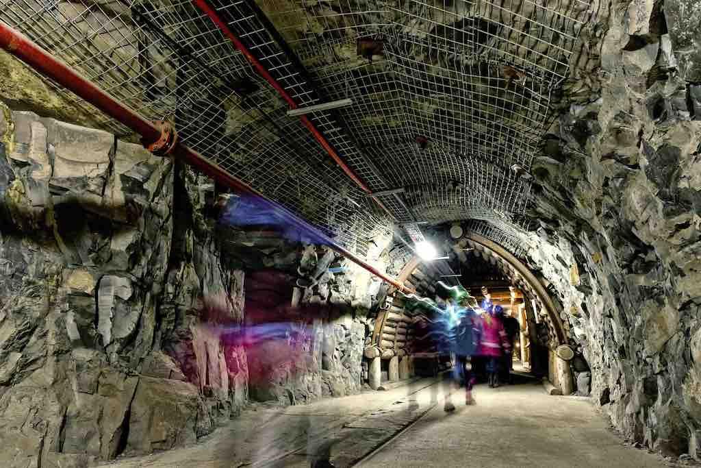 Untertauchen in die Unterwelt von Katowice: Abstecher in das Bergwerk Guido (Foto: Guido)