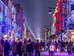 Lodz, die drittgrößte Metropole Polens, ist ein Touristenmagnet (Foto: ŁOT)