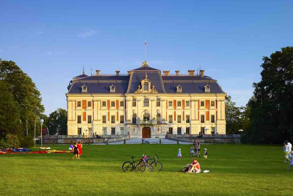Besuchenswertes Schlossmuseum in Pszczyna (Foto: www.slaskie.travel, Tomasz Gebus)