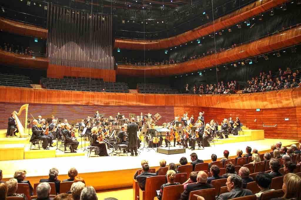 NOSPR: Sitz des Nationalen Orchesters des Polnischen Rundfunks (Foto: UMK)