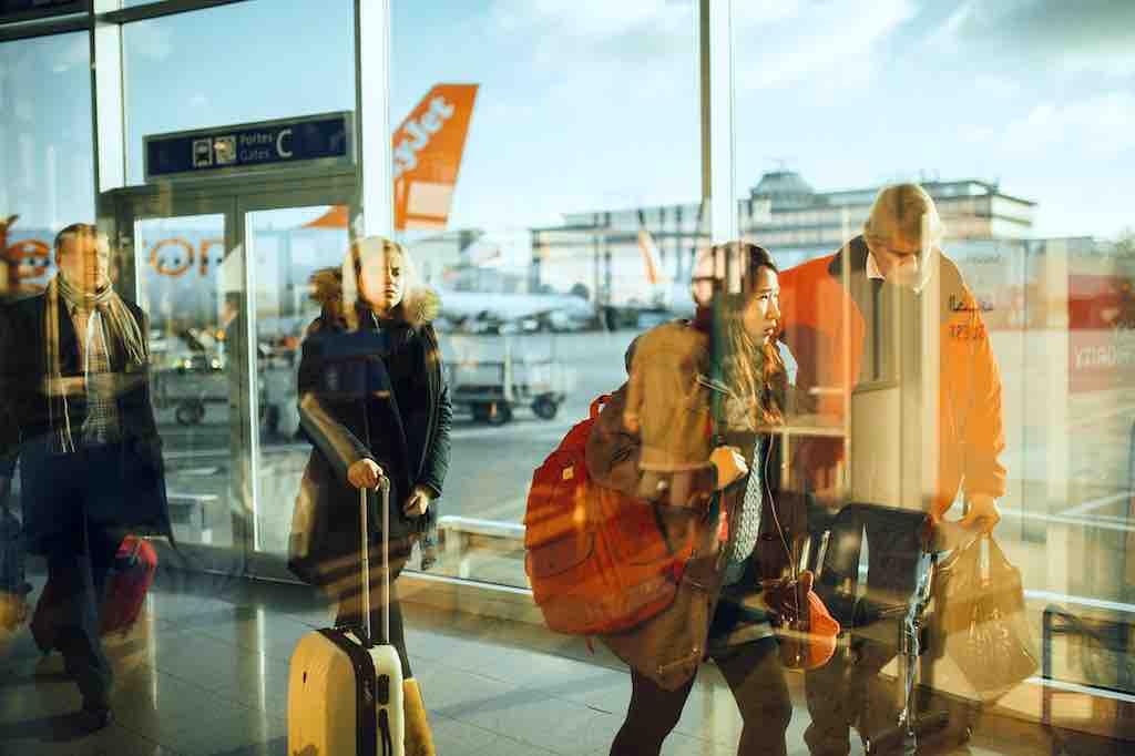 Mit 5G werden die digitalen Erwartungen von Passagieren bestens erfüllt (Foto: Pixabay)