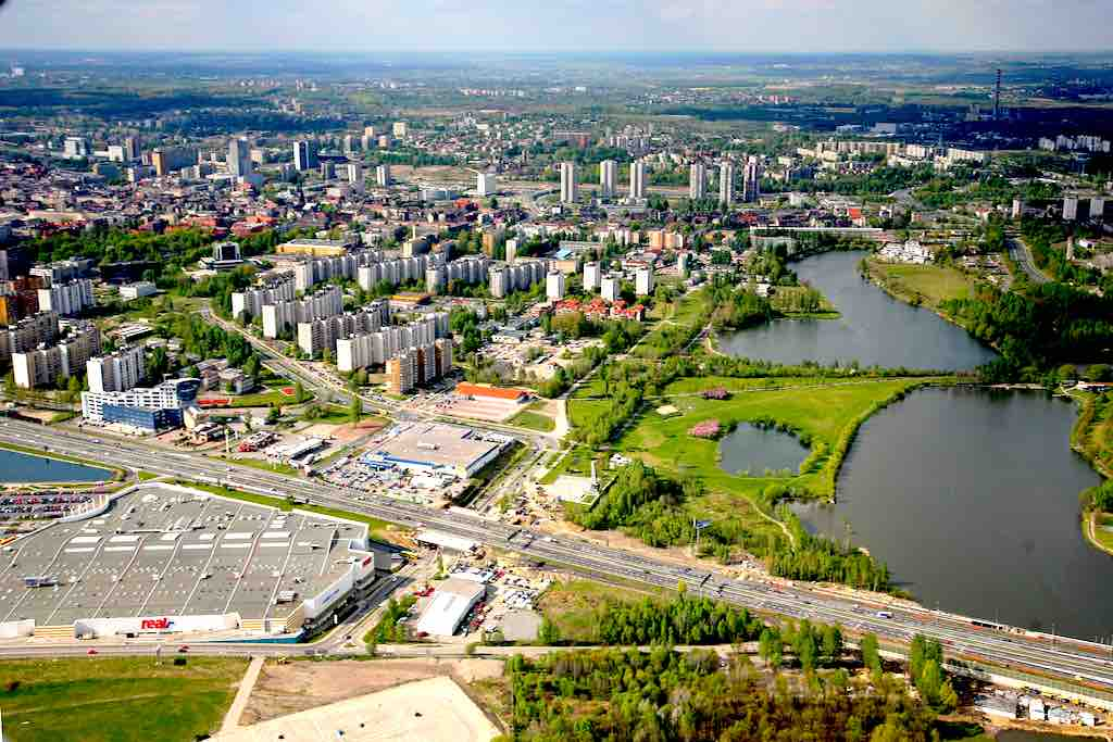 Heute ist die ehemalige Industriemetropole Katowice eine der dynamischsten Zentren für Kultur und Wissenschaft (Foto: SOT, www.slaskie.travel)