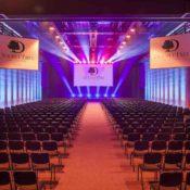 Das DoubleTree by Hilton Hotel in Lodz verfügt über viele große Veranstaltungsräume (Foto: Archiwum UMŁ)