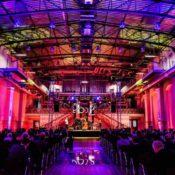 Ein besonderer Veranstaltungsort ist die Halle der Maschinen im EC1 Zentrum von Lodz (Foto: Archiwum UMŁ)
