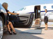 Mit Privatjet-Charter auf Geschäftsreise gehen (Foto: Shutterstock)