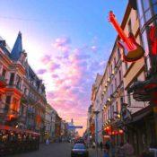 Die Piotrkowska ist die beliebteste Straße in Lodz (Foto: Archiv UMŁ)