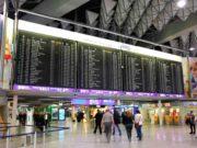Entschädigung bei Flugverspätung können sofort geltend gemacht werden (Foto: Flughafen Frankfurt/Fraport)