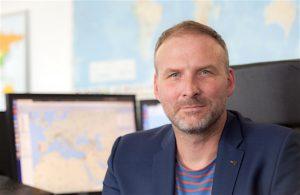 A3M-General Manager Marcel Brandt