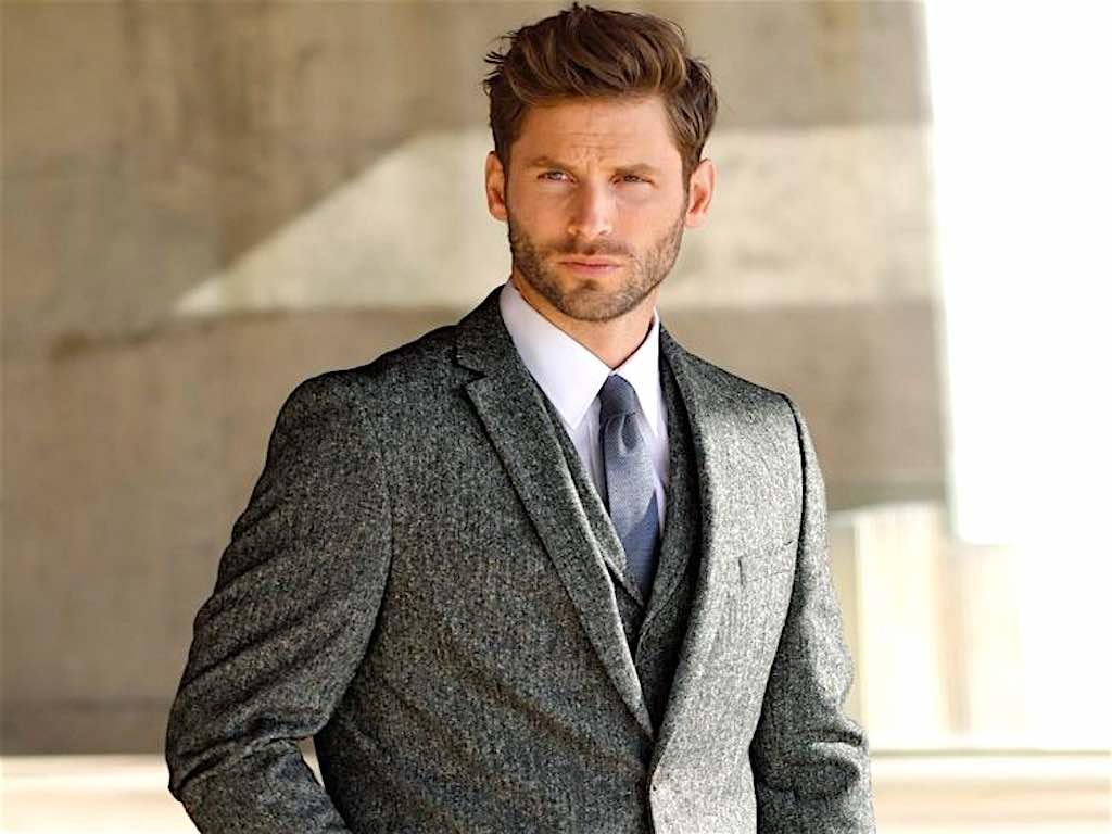 Elegant und zweckmäßig soll das Outfit auf dem Businesstrip sein (Foto: Babista)