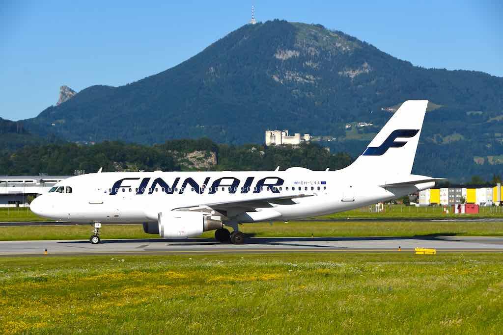 Finnair bietet ab Helsinki Langstreckenflüge nach Asien