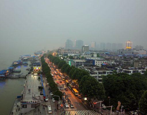 Das Coronavirus lähmt die Zehn-Millionenmetropole Wuhan in China (Foto: Petrick Liu, Pixabay)