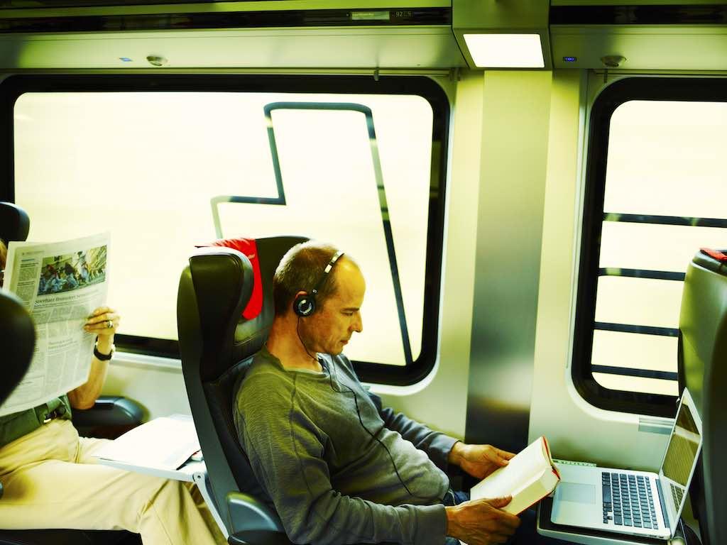 Statt Flugscham lieber nachhaltige Städtereisen mit der Bahn (Foto: ÖBB, Philipp Horak)