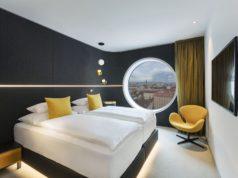 Eine neue Generation leistbarer Boutique-Hotels mit außergewöhnlichemDesign, ein inspirierendes Gastronomie-Konzept mit smarten Ideen und das zu einem überraschend leistbaren Preis – dafür steht das Moons, eines der neuen Hotels in Wien (Foto: Moons)