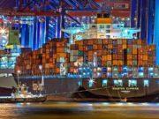 Coronavirus unterbricht die Lieferketten im globalen Handel. Wohin mit den Containerschiffen? (Foto: Julius Silver, Pixabay)