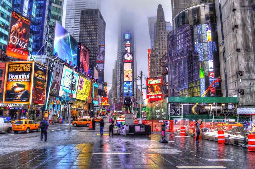 New York: Die Millionenmetropole, die nie schläft und immer auf Touren ist (Foto: Pixabay)