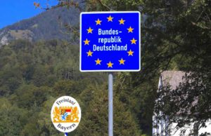Deutschland schließt seine Grenze zu Österreich. Was muss jetzt beachtete werden? (Foto: Stux, Pixabay)