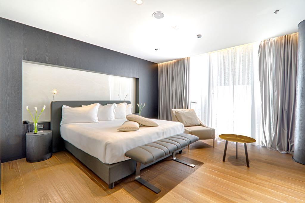 Das neue Maritim Hotel Plaza in der albanischen Hauptstadt Tirana bietet viel Raum und Komfort (Foto: Maritim Hotels)