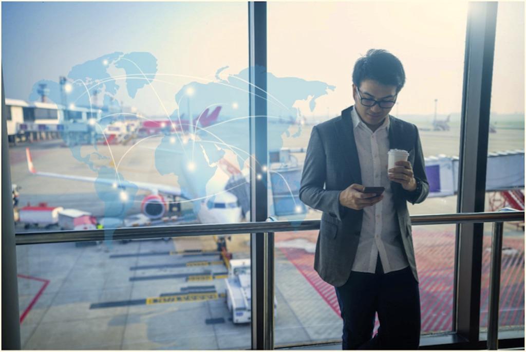 Mit 5G starten Flughäfen in eine neue smarte Ära der Luftfahrt (Foto: SITA)