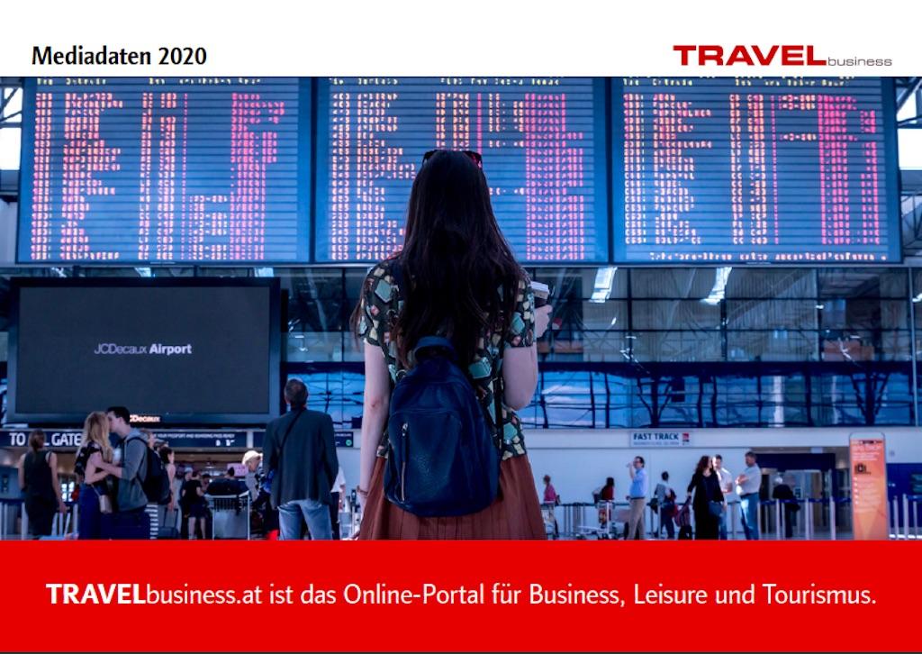 Hier erfahren Sie alles über das Portal TRAVELbusiness: Daten, Fakten und Preise
