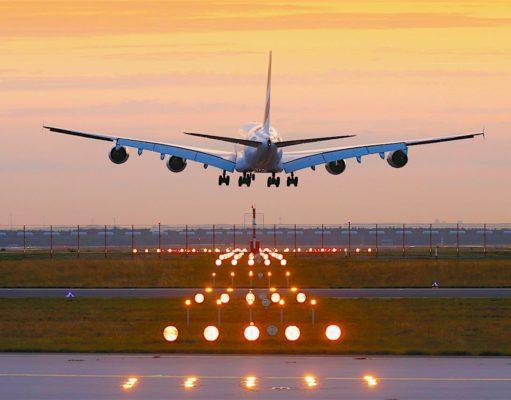 Der Luftverkehr 2020 ist größtenteils von Stagnation und Schrumpfung geprägt (Foto: Fraport AG)