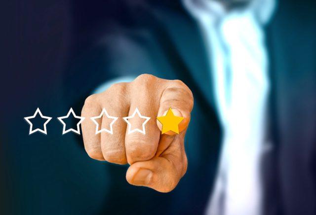 Kundenbewertungen und Rezensionen sind wichtig für Konsumenten