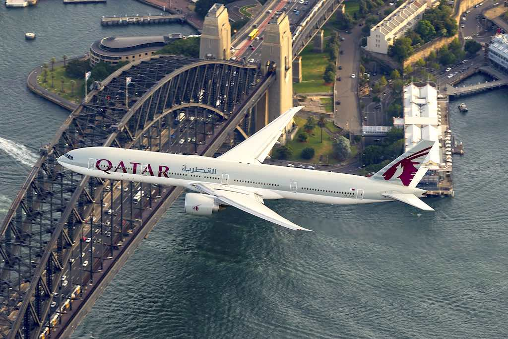 Qatar Airways Sicherheit