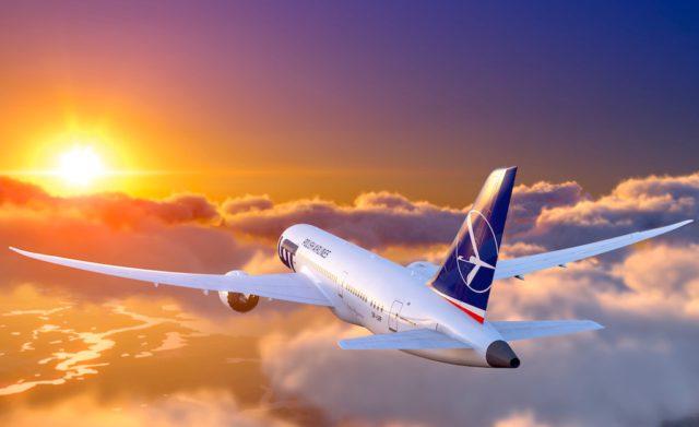 Die Fluggesellschaft LOT Polish Airlines startet durch ab 1. Juli und erweitert zugleich ihr Streckennetz (Foto: LOT)