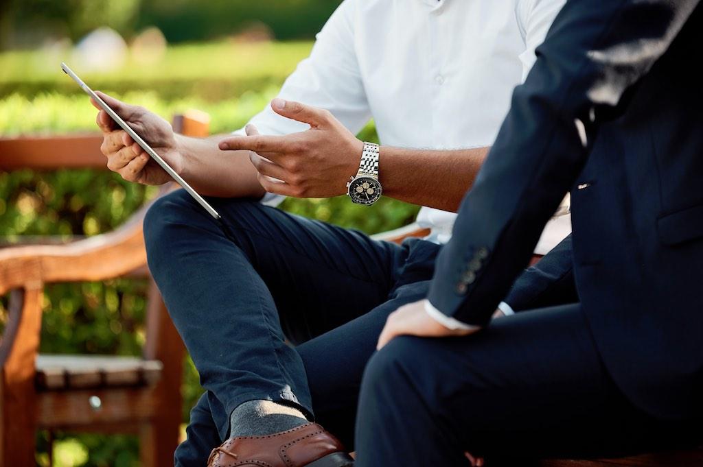 Mit dem neuen Mobilfunkstandard 5G eröffnen sich neue Perspektiven in der Kommunikation (Foto: Unsplash, Medienstürmer)