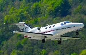 Reiseveranstalter entdecken Privatjets als neues Transportmittel für gehobene Urlaubsreisen (Foto: GlobeAir)