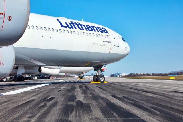 Die Corona-Krise macht der Lufthansa schwer zu schaffen. Mit staatlicher Hilfe und einem Stabilisierungspaket will die Airline der Restart versuchen (Foto: Oliver Roesler, Lufthansa)