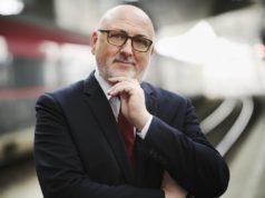 ÖBB-Chef Andreas Matthä fordert eine gemeinsame Strategie von Bahn und Luftfahrt (Foto: Andreas Jakwerth)