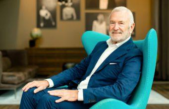 Motel One-Gründer Dieter Müller rechnet mit einem Verlust von 80 Millionen Euro für seine Hotelkette (Foto: Motel One)