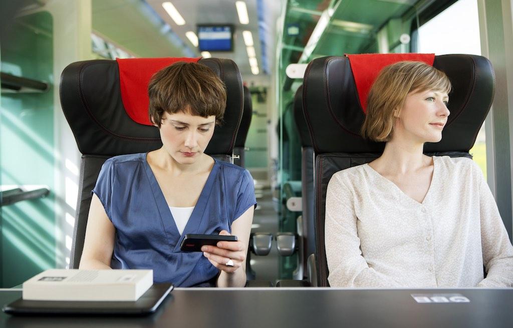 Bahnreisen sind für alle Zielgruppen eine durchaus schnelle und günstige Alternative zu Billigfliegern (Foto: Harald Eisenberger, ÖBB)