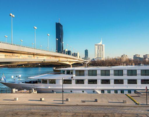 Exklusive Flusskreuzfahrten in Österreich, Deutschland und in der Schweiz bietet Uniworld an (Foto: Herbert Adamec, Pixabay)