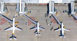 Konsequente Teststrategie auf Airports: Am Flughafen München werden drei verschiedene Testmöglichkeiten für Passagiere angeboten – für Einreisende aus Risikogebieten, aus Nicht-Risikogebieten und für ab München abreisende Personen (Foto: Flughafen München GmbH)