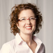 Virtuell kommunizieren: Nancy Rienow kennt die Tricks und Tipps (Foto: CDC)