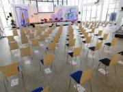 Antigen-Schnelltests ermöglich die Abhaltung von Meetings, Konferenzen und Events in der AirportCity am Wiener Flughafen (Foto: ©Pepo Schuster, austrofocus.at)