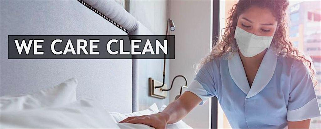 """Alles über Covid-19, Hygiene und Sicherheit in den Hotels der BWH Group erfahren Reisende auf der Website """"We Clean"""""""
